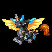 Dusk Unicorn Adult