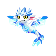 Crystal Ornament Juvenile