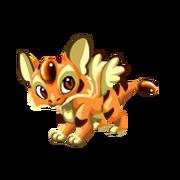 Tiger's Eye Baby