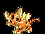 Tiger's Eye Dragon