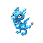 Frostfire Baby