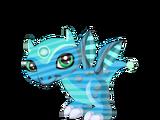 Holographic Dragon