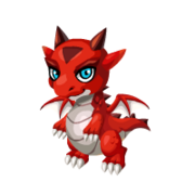 Neo Red Baby