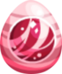 Rose Tigereye Egg