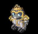 Warrior King Dragon
