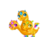 Birthstone Dragon