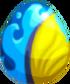 Blue Tang Egg