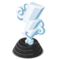 Electric Diamond Trophy