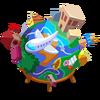 Major Globe