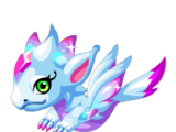 Crystal Fyre Dragon