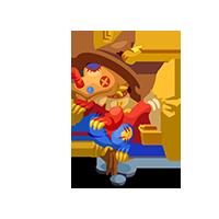 Scaly Scarecrow