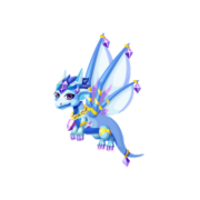 Spirit Crystal Juvenile