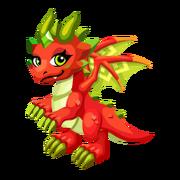 Firegrass Juvenile