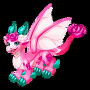 Pink Rose Adult