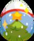 Snow Globe Egg