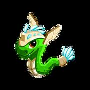 Quetzal Juvenile