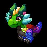 Neo Rainbow Baby