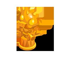 Cherub Gold Trophy