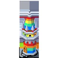 Rainbow Spire