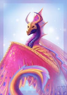 Mask dragon by neboveria-d71rdh1