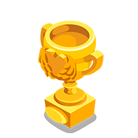 Airheart Gold Trophy