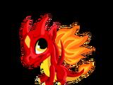 Fireflower Dragon