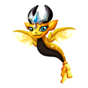 Golden Faerie Juvenile