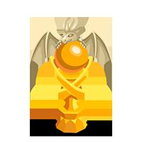 Sprite Gold Trophy