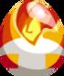 Metalmark Egg