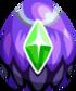 Dark Omen Egg