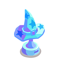 Witch Crystal Trophy