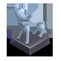 Direwolf Silver Trophy