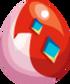 Adrift Princess Egg