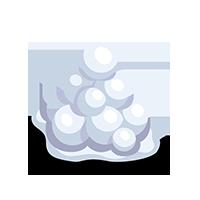 Pile of Snowballs