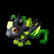 Dark Leaf Baby