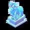 Winterchill Crystal Trophy