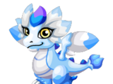 Moon Petal Dragon