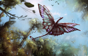 Butterfly dragon pyrausta by stargazerrjl-d8lk09l