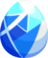Crystal Ornament Egg