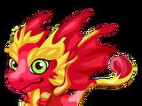 Gloriosa Dragon