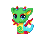 Sour Candy Dragon