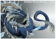 Westwind dragon by maihiwa