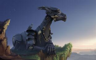 Black dragon by veprikov-d4h89tq
