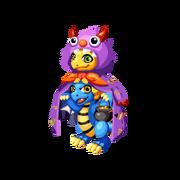 Little Monster Adult
