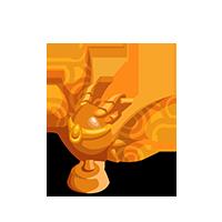 Serene Bronze Trophy