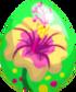 Hibiscus Egg