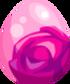 Pink Rose Egg