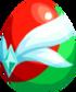 Green Quetzal Egg