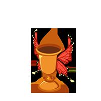 Bronze Fyre Trophy