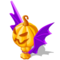 Pumpkin Gold Trophy